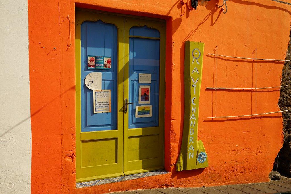 Portes à Stromboli